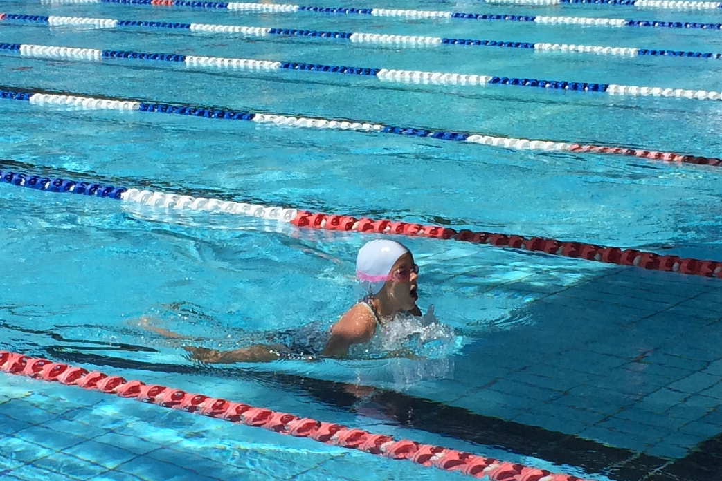 District Swimming Trials