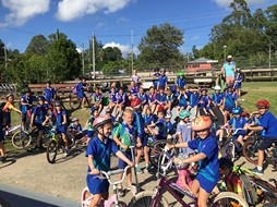 Ride 2 School Day 2015
